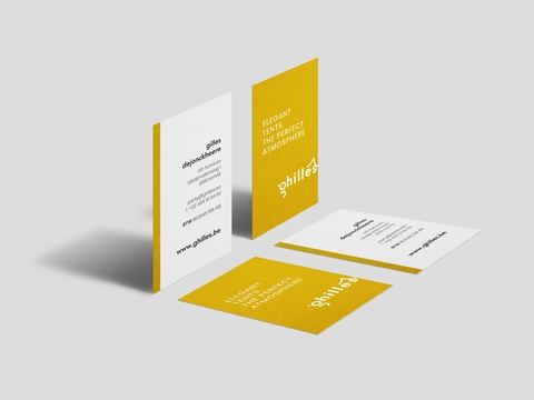 businesscards ghilles